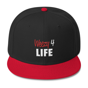 weezy for life lil wayne snapback