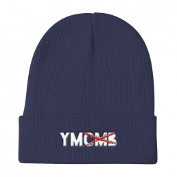 Lil Wayne Beanie No More YMCMB Blue