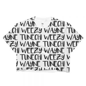 Lil Wayne Crop Top Ultimate Weezy