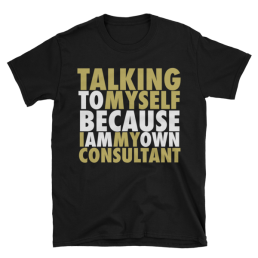 Lil Wayne T-Shirt I Am My Own Consultant