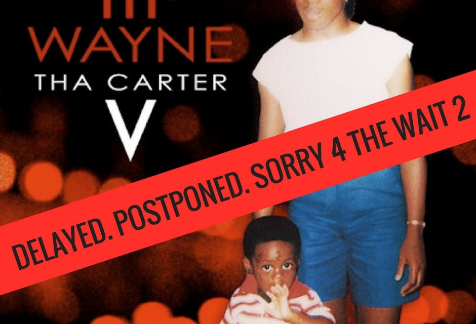 The carter 5 release date in Melbourne