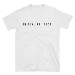 lil wayne tee in tune we trust