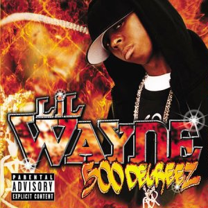 lil wayne album 500 degrees