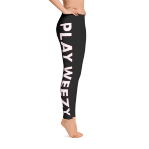 play weezy lil wayne leggings right